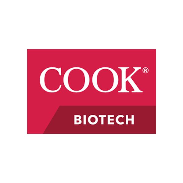 Cook Biotech logo