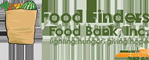 Food Finders Food Bank logo