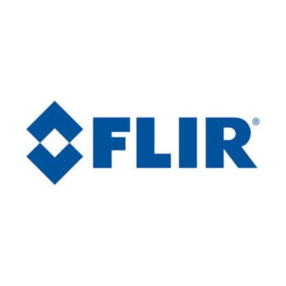 Flir blue logo