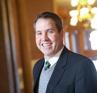 Headshot of Scott Walker