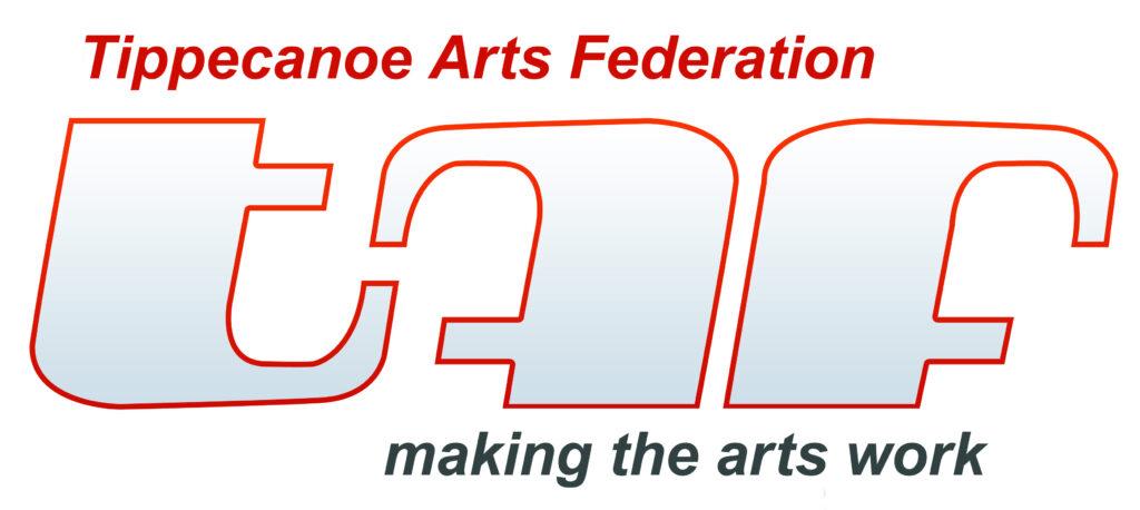 Tippecanoe Arts Federation logo