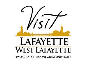 Visit Lafayette-West Lafayette logo