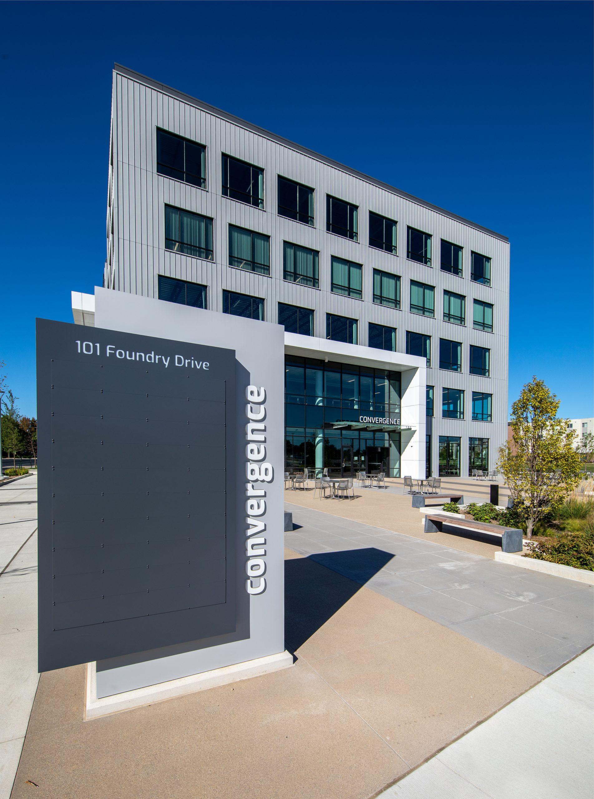 Convergence Center in West Lafayette near Purdue University